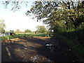 TM2079 : Church Lane, Brockdish by Adrian Cable