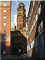 SJ8497 : Echo Street by Thomas Nugent