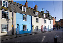 SY6878 : Weymouth: Cove Street by Mike Searle
