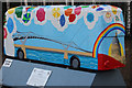 TQ3280 : Bus Art, 'Brollybus' by Oast House Archive