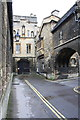 SP5106 : New College and archway leading to Queen's Lane by Roger Templeman