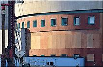 J3474 : The Waterfront Hall, Belfast - November 2014(5) by Albert Bridge
