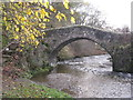 NT3337 : The Leithen Water and Cuddy Bridge by M J Richardson