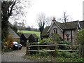 TQ1853 : Cockshot Cottage on Headley Lane by David Howard