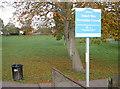 ST2224 : French Weir Recreation Ground by Neil Owen