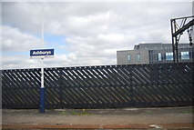 SJ8797 : Ashburys Station by N Chadwick