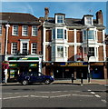 SU4829 : Vacant former Blockbuster in Winchester by Jaggery