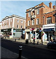 SU4829 : Newbury Building Society, Winchester by Jaggery
