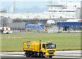 J3775 : Runway sweeper, George Best Belfast City Airport (November 2014) by Albert Bridge