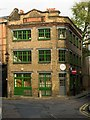 TQ3182 : 34 Clerkenwell Close by Julian Osley