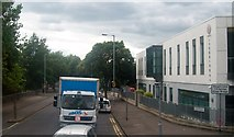 J3472 : Stranmillis Embankment at its junction with the Lower Ormeau Road by Eric Jones