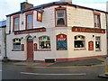 SJ9594 : The Globe Inn by Gerald England