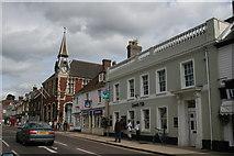 SY9287 : Lloyds Bank, 3 South Street, Wareham by Jo Turner