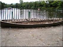 SJ9599 : Stamford Park Lake by Gerald England