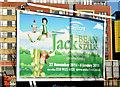 J3474 : Pantomime poster, Belfast (November 2014) by Albert Bridge