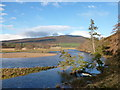 NO1190 : River Dee and Carn na Drochaide by Alan O'Dowd
