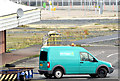 J3775 : Aer Lingus van, George Best Belfast City Airport (November 2014) by Albert Bridge