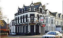"J3573 : The former ""Parkview Bar"", Belfast (November 2014) by Albert Bridge"