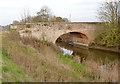 TF3751 : Hobhole Drain Bridge No.9 by Alan Murray-Rust