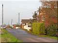 TF3857 : The site of Midville level crossing by Alan Murray-Rust