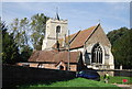 TL4355 : Church of St Mary and St Andrew by N Chadwick
