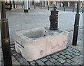 NJ9305 : Alexander Fidler fountain by Bill Harrison