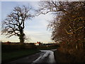 TA0860 : Station Road and Mill Farm by Jonathan Thacker