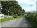 S3227 : Lane south of Kilcash church by Humphrey Bolton