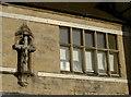 ST8558 : A cross on the wall by Neil Owen