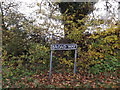 TM1581 : Broad Way sign by Adrian Cable