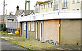 J5979 : Former bus station, Donaghadee - November 2014(1) by Albert Bridge