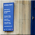 J5979 : The Ulster Bank, Donaghadee - November 2014(3) by Albert Bridge