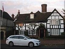 TQ3024 : Kingsleys, High Street, Cuckfield by Simon Carey