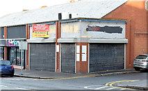 "J3774 : Former ""Mace"", Strandtown, Belfast (November 2014) by Albert Bridge"
