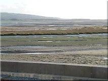 SH5738 : The estuary of Afon Glaslyn by Christine Johnstone