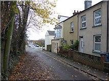 SX9392 : Park Road, Heavitree, Exeter by David Smith