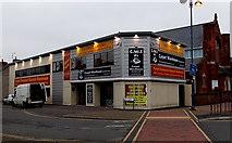 SU1585 : Carpet Warehouse Swindon by Jaggery