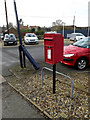 TM1178 : Post Office Thetford Road Postbox by Geographer