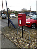 TM1178 : Post Office Thetford Road Postbox by Adrian Cable
