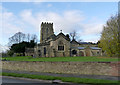 SK4553 : Church of St Helen, Selston by Alan Murray-Rust