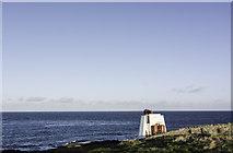 NJ9967 : Fraserburgh Foghorn by Peter Moore
