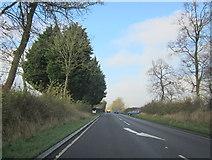 SO9250 : A44 Near Green Gate by Roy Hughes