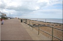TQ7407 : Seafront, Bexhill by N Chadwick