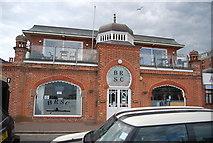 TQ7407 : Bexhill Rowing Social Club by N Chadwick