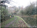 SJ6175 : Aqueduct on the canal south of Leigh by John Slater