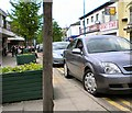 SJ9494 : Parking without thinking by Gerald England