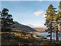 NH5370 : Loch Glass by Greg Fitchett