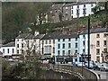SK2958 : Matlock Bath: South Parade by John Sutton