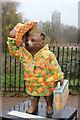 "TQ2779 : ""The Journey of Marmalade"", Paddington Bear, Hyde Park by Oast House Archive"