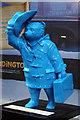 "TQ2981 : ""Little Bear Blue"", Paddington Bear, Noel Street by Oast House Archive"